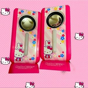PC SPEAKERS HELLOKITTY